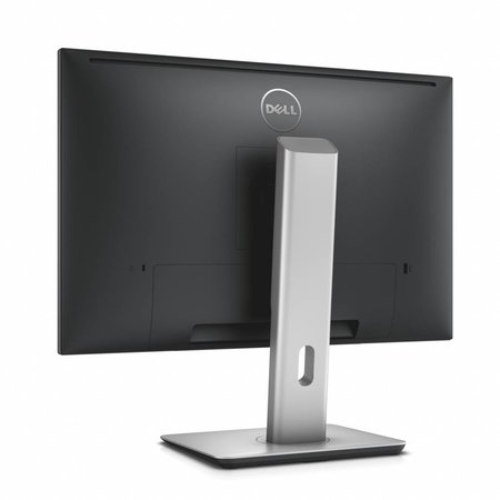 "Dell DELL UltraSharp U2415 61,2 cm (24.1"") 1920 x 1200 Pixels WUXGA LCD Zwart, Zilver"