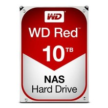 "Western Digital 10TB RED 256MB 3.5"" 10000 GB SATA III"