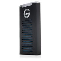 G-Technology G-DRIVE mobile 1000 GB Zwart, Zilver