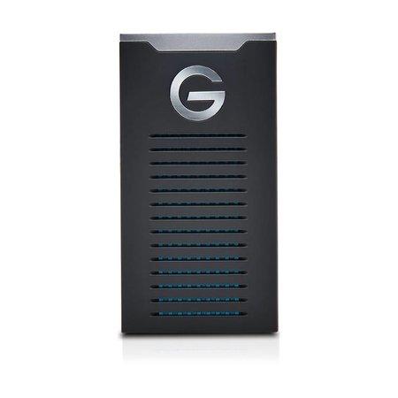 G-Technology G-Technology G-DRIVE mobile 500 GB Zwart, Zilver