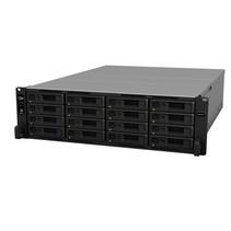 Synology RackStation RS2818RP+ data-opslag-server C3538 Ethernet LAN Rack (3U) Zwart NAS