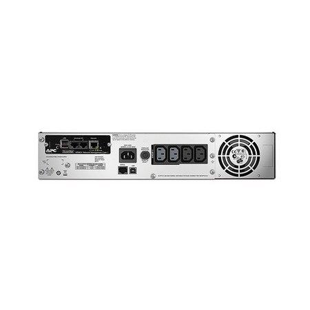 APC APC Smart-UPS 1500VA noodstroomvoeding 4x C13, USB, rack mountable, NMC