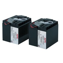 APC Vervangende batterij cartridge #55 RBC55