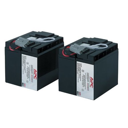 APC APC Batterij Vervangings Cartridge RBC55