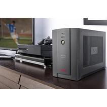 APC Back-UPS 1400VA, 230V, AVR, Schuko Stopcontacten BX1400U-GR