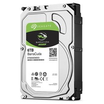 6TB Guardian BarraCuda HDD (ST6000DM003)