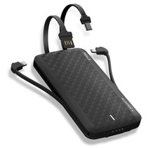 iWalk Scorpion X 12000mAh Powerbank Zwart