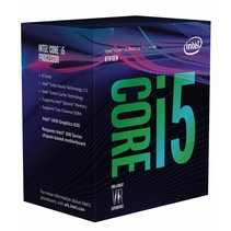 Intel Core i5 8600  PC1151 9MB Cache 3,1GHz retail