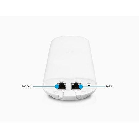 Ubiquiti Ubiquiti Networks NanoStation AC 1000 Mbit/s Power over Ethernet (PoE) Wit