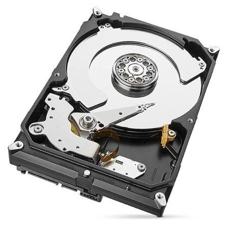 Seagate Seagate IronWolf ST6000NE0023 HDD 6000GB SATA III interne harde schijf
