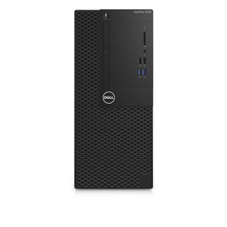 Dell DELL OptiPlex 3050 3.4GHz i5-7500 Mini Toren Zwart PC