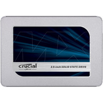 "SSD  500GB Crucial 2,5"" (6.3cm) MX500 SATAIII 3D 7mm retail"