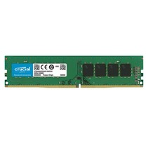 DDR4 16GB PC 2666 CL19  Crucial Dual Rank