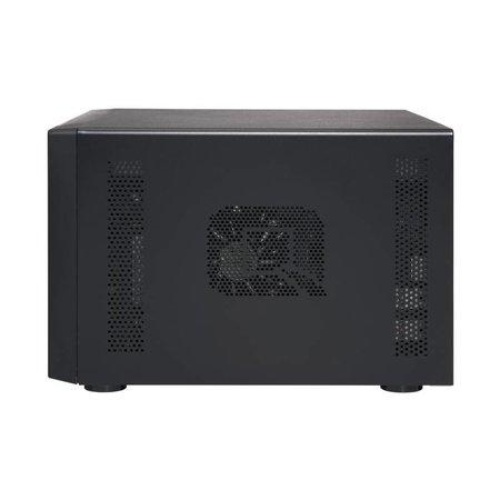 QNAP QNAP TS-832X NAS Toren Ethernet LAN Zwart