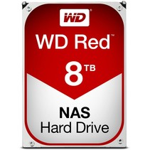 Red 8TB (WD80EFAX)