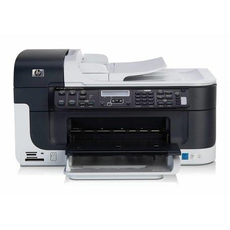 Hewlett & Packard INC. HP OfficeJet J6410 All-in-One Printer, Fax, Scanner, Copier Inkjet A4 8.2ppm