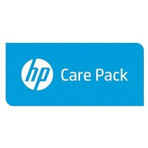 HP 3 jarens Care Pack Next Day Exchange UG086E NBD 9x5 LJ