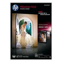 Fotopapier HP Premium Plus glossy  A3 20 stuks 300/m  CR672A