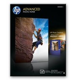 Hewlett & Packard INC. HP Advanced Photo Paper, glanzend, 25 vel, 13 x 18 cm randloos
