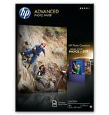Hewlett & Packard INC. HP Advanced Photo Paper, glanzend, 50 vel, A4/210 x 297 mm