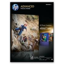 Fotopapier HP Advanced Glossy      A4 50 Pag. Q8698A