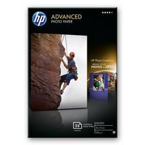 Fotopapier HP Advanced Glossy      10x15 25 Pag.    Q8691A
