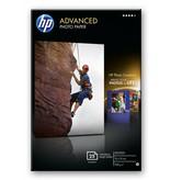 Hewlett & Packard INC. HP Advanced Photo Paper, glanzend, 25 vel, 10 x 15 cm randloos