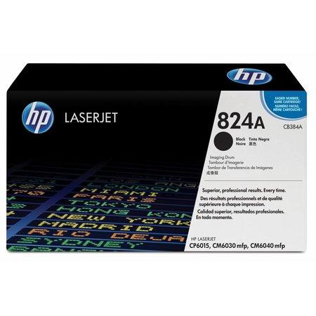Hewlett & Packard INC. HP 824A 23000pagina's Zwart