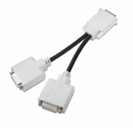 Hewlett & Packard INC. HP DMS59 DVI-aansluitkabel met twee connectoren