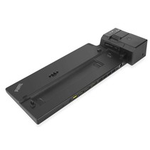 Lenovo 40AH0135EU notebook dock & poortreplicator Docking Zwart