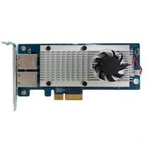 QNAP LAN-10G2T-X550 netwerkkaart & -adapter Ethernet 10000 Mbit/s Intern