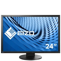 "EIZO 61.0cm (24"")   EV2430-BK    16:10 DVI+DP Lift/Pivot bla"