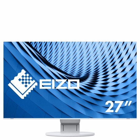 """Eizo EIZO FlexScan EV2785 68,6 cm (27"""") 3840 x 2160 Pixels 4K Ultra HD LED Wit"""