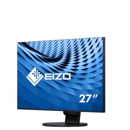 """Eizo EIZO FlexScan EV2785 68,6 cm (27"""") 3840 x 2160 Pixels 4K Ultra HD LED Zwart"""