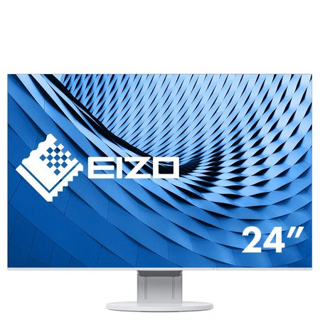 """Eizo EIZO FlexScan EV2456 61,2 cm (24.1"""") 1920 x 1200 Pixels WUXGA LED Wit"""