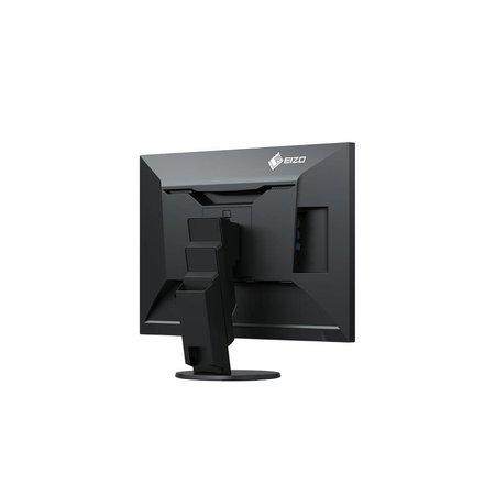 "Eizo EIZO FlexScan EV2456 61,2 cm (24.1"") 1920 x 1200 Pixels WUXGA LED Zwart"