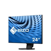 "EIZO 60.0cm (23,8"") EV2451-BK 16:09 DVI+HDMI+DP+USB black"