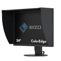 """EIZO 61.0cm (24"""")   CG2420  16:10 DVI+HDMI+DP+USB IPS black"""