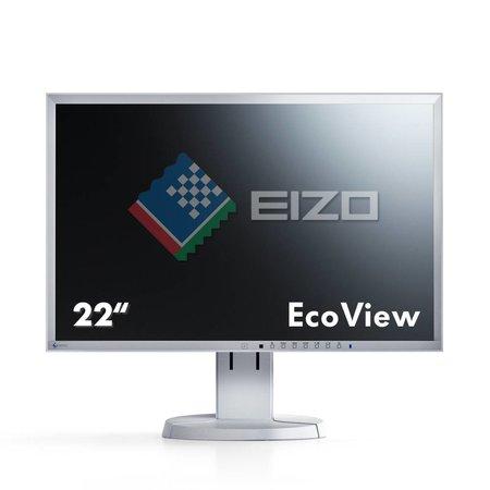 "Eizo EIZO FlexScan EV2216WFS3 55,9 cm (22"") 1680 x 1050 Pixels WSXGA+ LED Grijs"