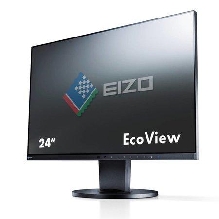 "Eizo EIZO FlexScan EV2450 60,5 cm (23.8"") 1920 x 1080 Pixels Full HD LED Zwart"