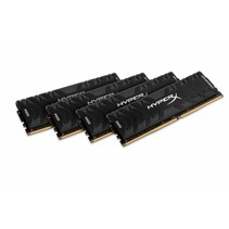 DDR4 32GB PC 3600 CL17 Kingston KIT (4x8GB) HyperX Predator retail