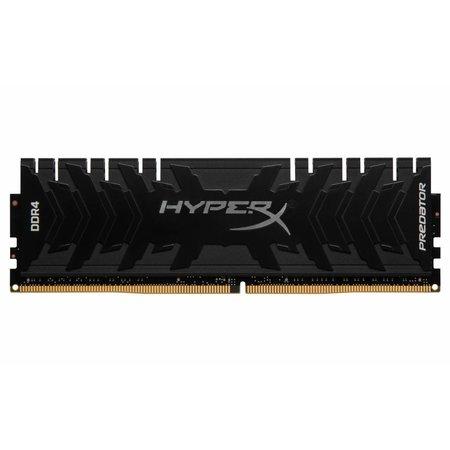 Kingston HyperX Predator HX424C12PB3/8 geheugenmodule 8 GB 1 x 8 GB DDR4 2400 MHz