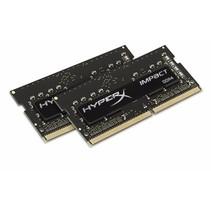 SO DDR4 16GB PC 2400 CL14 Kingston KIT (2x8GB) HyperX Impact retail