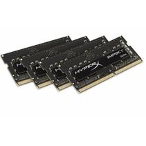 DDR4 32GB PC 2133 CL14 Kingston KIT (4x8GB) HyperX Impact retail
