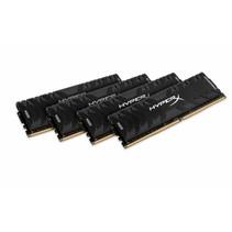 DDR4 32GB PC 3200 CL16 Kingston KIT (4x8GB) XMP HyperX Pred. retail
