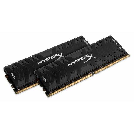 Kingston HyperX Predator 16GB 3200MHz DDR4 Kit 16GB DDR4 3200MHz geheugenmodule