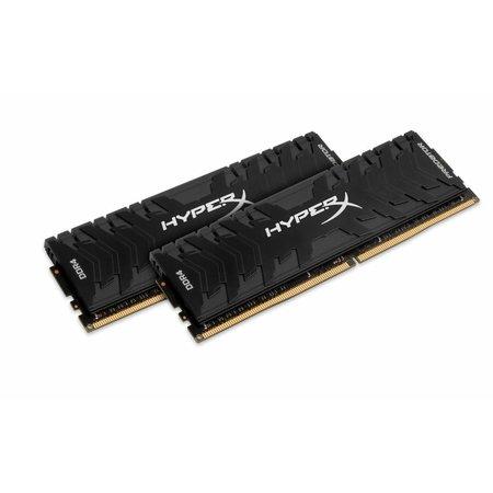 Kingston HyperX Predator HX430C15PB3K2/16 geheugenmodule 16 GB 2 x 8 GB DDR4 3000 MHz