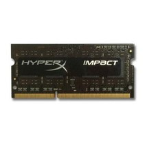 SO DDR3  8GB PC 2133 CL11 Kingston KIT (2x4GB) HyperX Impact retail
