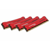 DDR3 32GB PC 1600 CL9  Kingston KIT (4x8GB) HyperX Savage retail