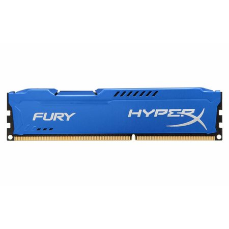 Kingston HyperX FURY Blue 4GB 1600MHz DDR3 4GB DDR3 1600MHz geheugenmodule
